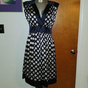 WD. NY Silk Dress